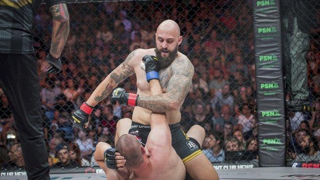 Michal Martínek trénuje s bývalým boxerským šampionem Tysonem Furym