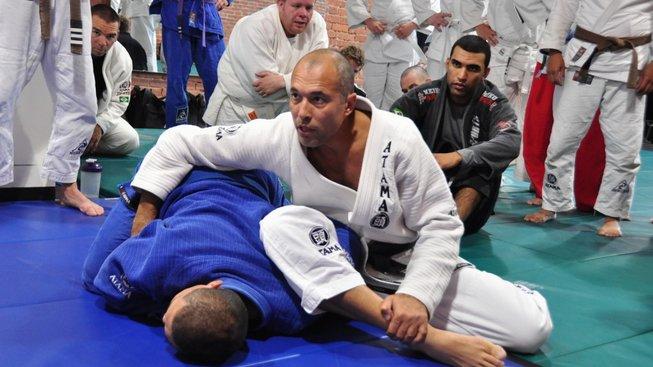 Historie MMA - Royce Gracie, první vítěz UFC