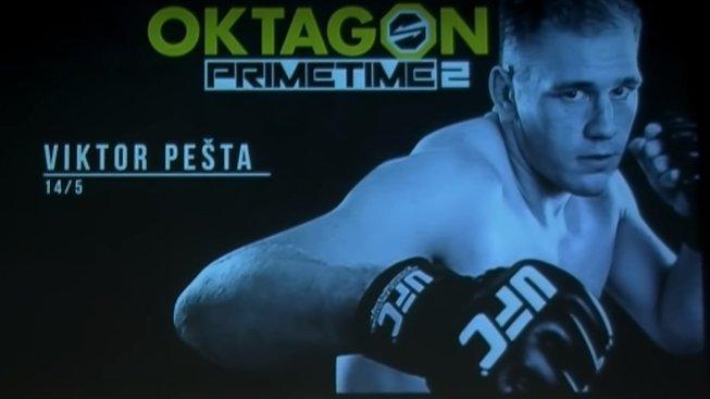 Pešta přestoupil do OKTAGON MMA a objeví se v nabitém turnaji na Štvanici