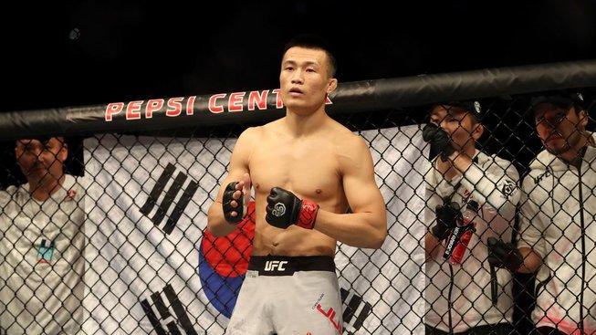 Bojovník s přezdívkou Korejská Zombie se chystá na UFC v Busanu zničit Frankieho Edgara