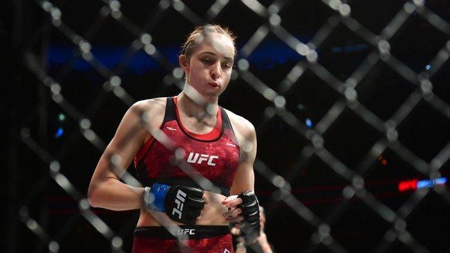 Lucie Pudilová nastoupí v sobotu do další bitvy v UFC. A musí vyhrát