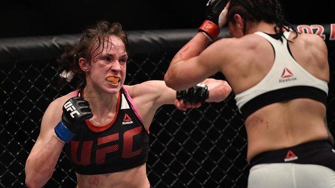 Lucie Pudilová bude bojovat o přežití v UFC s Američankou Justine Kish