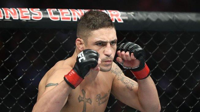 Diego Sanchez - jeden z nejtvrdších bojovníků, který kdy vstoupil do oktagonu