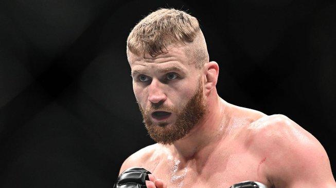Souboj o post vyzyvatele: Corey Anderson vs Jan Blachowicz na UFC Fight Night 167