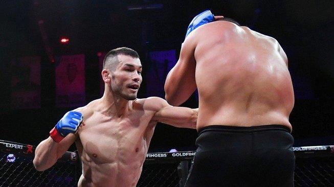 "Makhmud ""Mach"" Muradov podepsal smlouvu s UFC!"