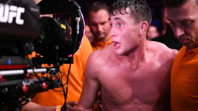 """""""Taxík ukradený byl, ale já u toho nebyl,"""" tvrdí obviněný Daren Till, bouřlivák z UFC"""