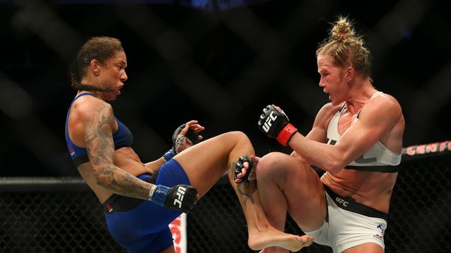 Germaine de Randamie - Holly Holm