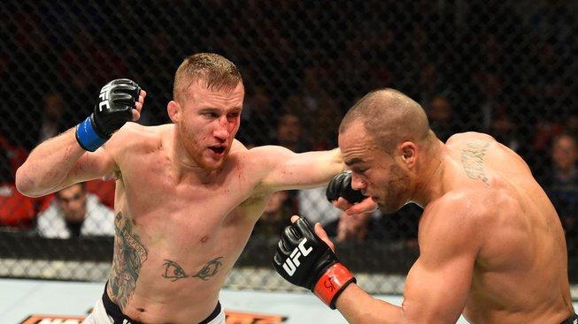 """""""Jsem vyděšený a miluju to,"""" říká Justin Gaethje, který nastoupí proti Fergusonovi v souboji o titul na UFC 249"""