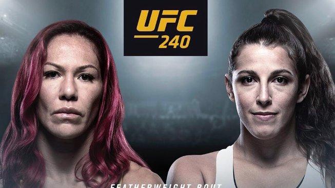 Cris Cyborg předvedla, že se s ní stále musí počítat, a z UFC 240 si odnáší jasné vítězství