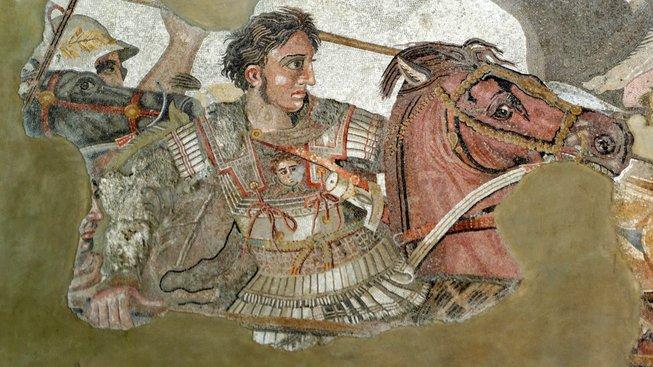 Mazlíčci slavných: Bukefalos – víc než jen kůň