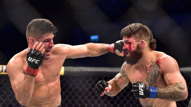 Mike Perry - Vicente Luque