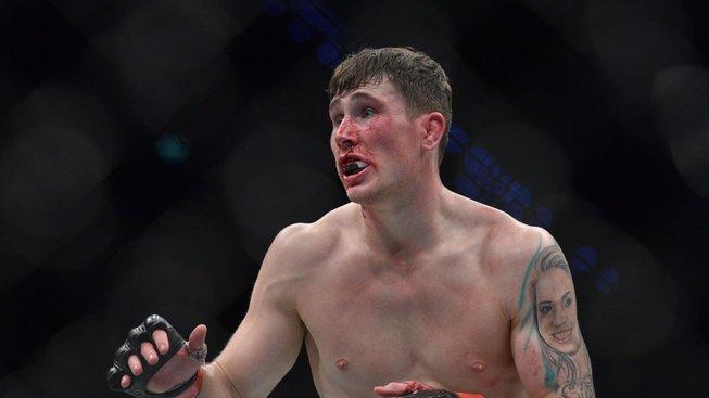 """Darren Till v UFC nejspíš změní váhu a říká: """"Pořád věřím, že jsem ten nejlepší bojovník na světě."""""""