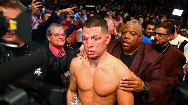 Nate Diaz přestal bojovat s UFC a po třech letech opráší rukavice