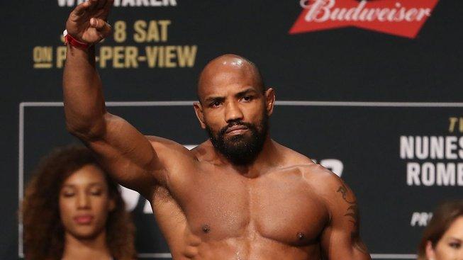 UFC 241: Yoel Romero se pokusí zastavit brazilský ničící stroj