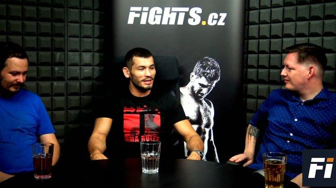 """""""Mohl jsem být v Bellatoru nebo ONE, ale chci už jen do UFC,"""" říká v rozhovoru Muradov"""