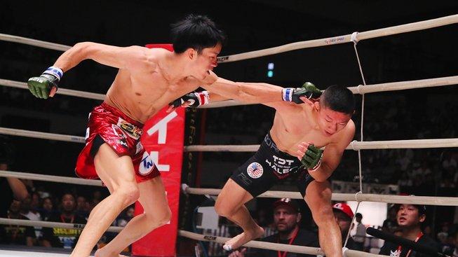 Totální ofenzíva! Favorit Horiguchi vydržel jen 68 vteřin, než padl s podceňovaným sokem