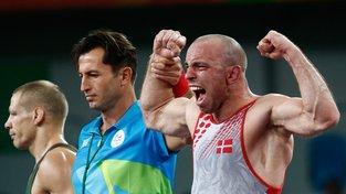 Další olympionik jde do UFC, tentokrát dánský zápasník Madsen