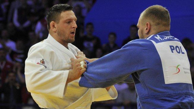 V sobotu se na mistrovství světa v judu objeví český olympijský vítěz Lukáš Krpálek
