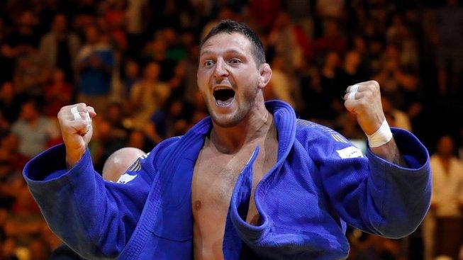 Král juda! Lukáš Krpálek získal olympijské zlato v těžké váze!