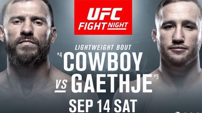 Zítřejší UFC nabídne souboj vyznavačů ofenzivní smršti Cerrone vs. Gaethje