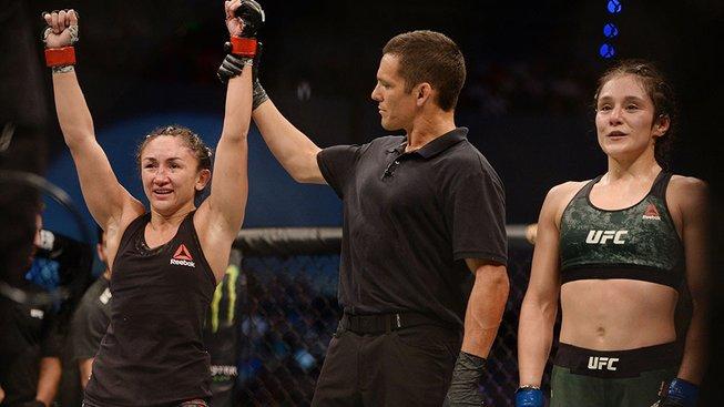 Zápas večera UFC Fight Night 159 pokazilo kontroverzní bodování rozhodčích