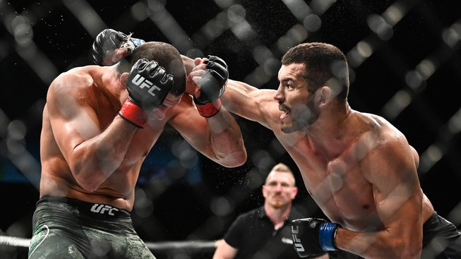 Tři věci, které vedly k vítězství Muradova v jeho prvním zápase v UFC