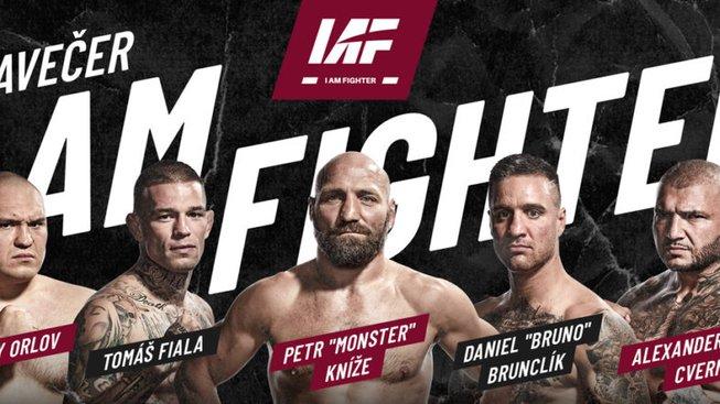Představujeme první turnaj nové české organizace I AM FIGHTER