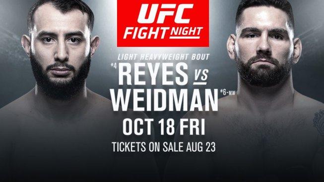 Nejlepší KO a submise bojovníků nadcházejícího turnaje UFC: Boston