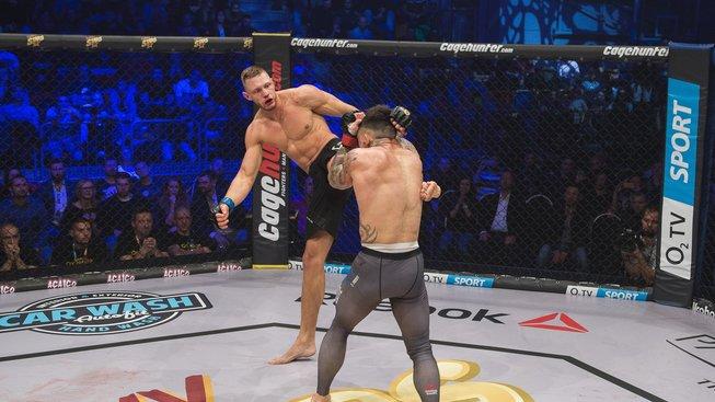 """""""Věřím, že si v zápase prosadím to co budu chtít"""", říká Jakub Běle ke svému sobotnímu duelu"""
