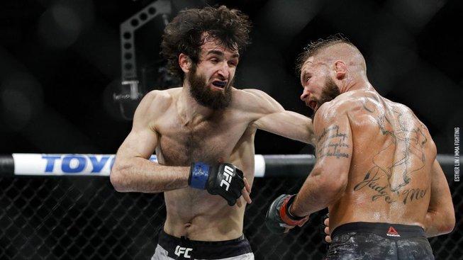 Zabit Magomedsharipov v UFC nikdy neochutnal porážku, kvůli nespokojenosti ale nejspíš skončí