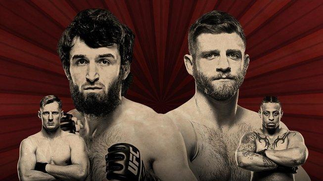 Domácím se na UFC Fight Night v Moskvě příliš nedařilo