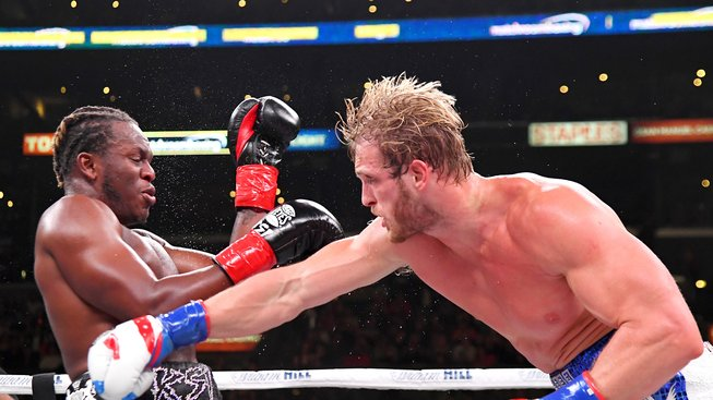 Youtuber Logan Paul by rád po boxerském zápase vyzval Conora McGregora