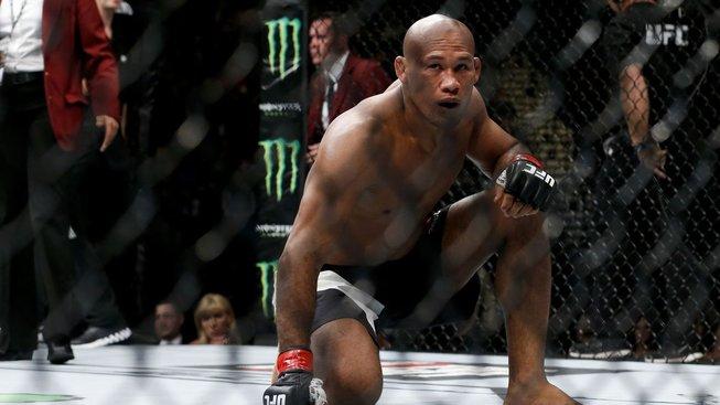 Brazilský turnaj UFC láká na souboj brazilského škrtiče s polským bijcem
