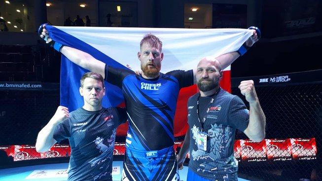 České MMA a BJJ se ve světě neztratilo! Z mistrovství světa si Češi přivezli cenné medaile