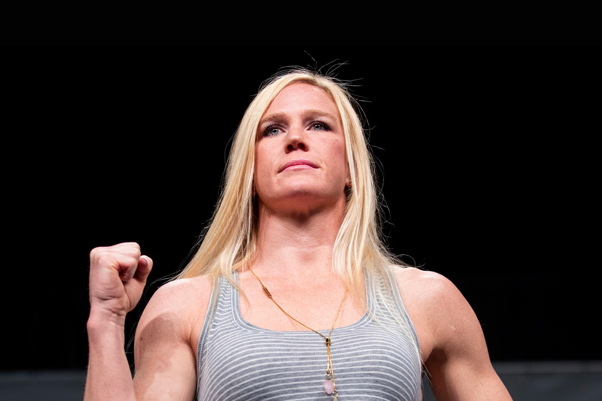 Holly Holm vs Raquel Pennington