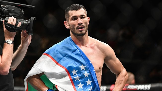Muradov o víkendu nastupuje k druhému zápasu v UFC