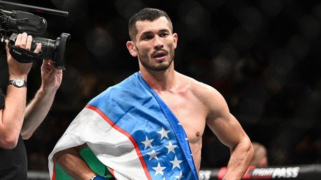 Makhmud Muradov má velké plány, rád by za pomoci uzbeckého prezidenta postavil moderní třípatrovou MMA školu