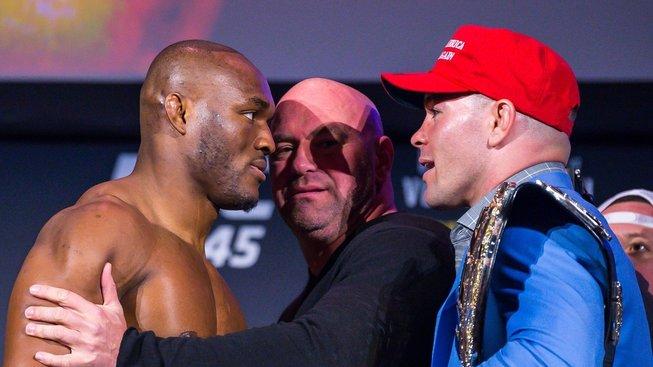 Usman vs Covington: Boj o titul welterové váhy v UFC bude na ostří nože