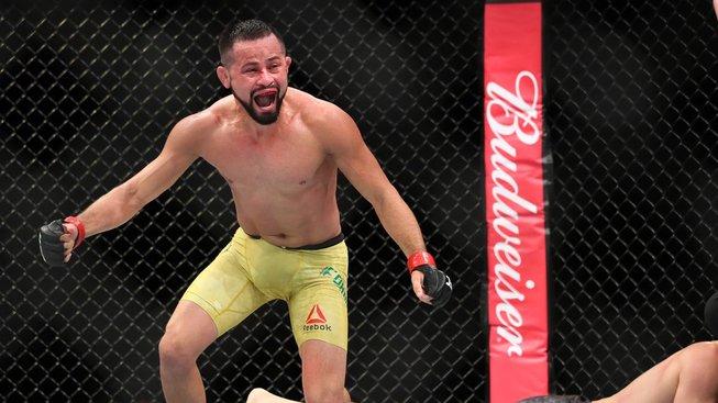 """""""UFC udělalo skvělý tah,"""" podporuje Formiga nový titulový zápas v muší váze"""