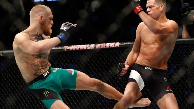 Připomeňte si, jak McGregor v odvetě porazil Diaze