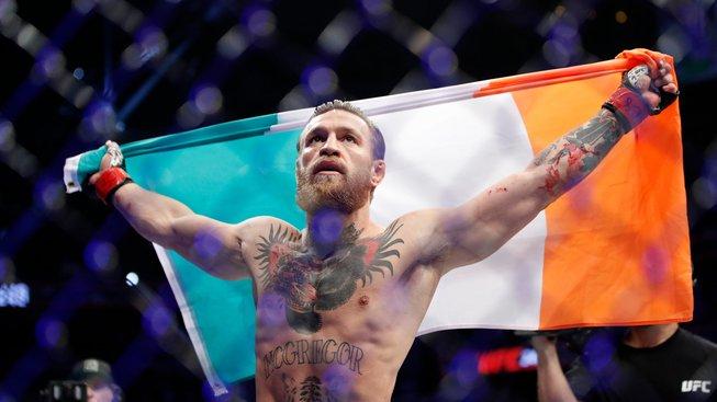 McGregor udělal žebříček nejlepších bojovníků, sebe řadí na druhé místo. Jones, Khabib a Diaz se mu vysmáli
