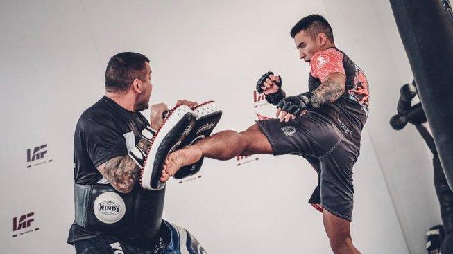 I AM FIGHTER 4. díl: MMA a thajský box jsou zcela odlišné sporty