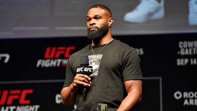 Bývalý šampion Tyron Woodley bude o víkendu bojovat o přežití v UFC