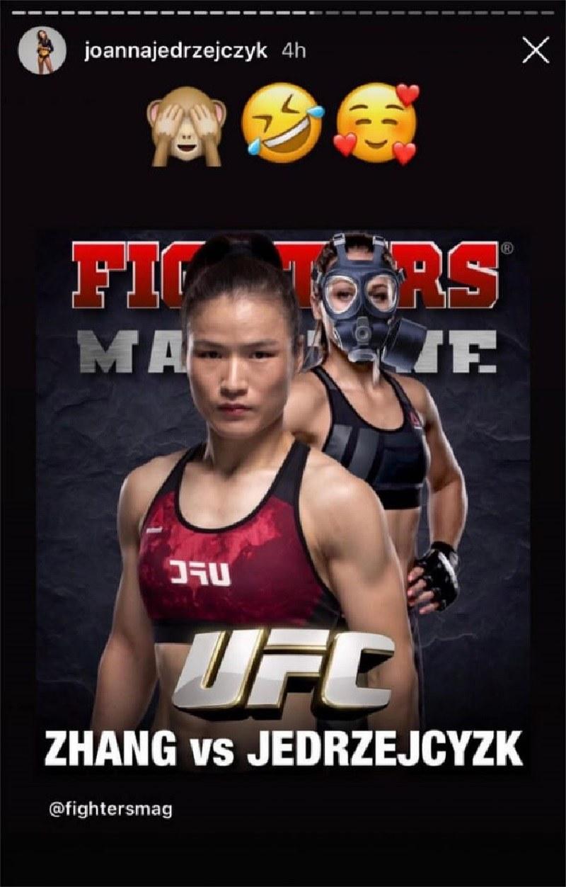 Jedrzejczyk-Zhang