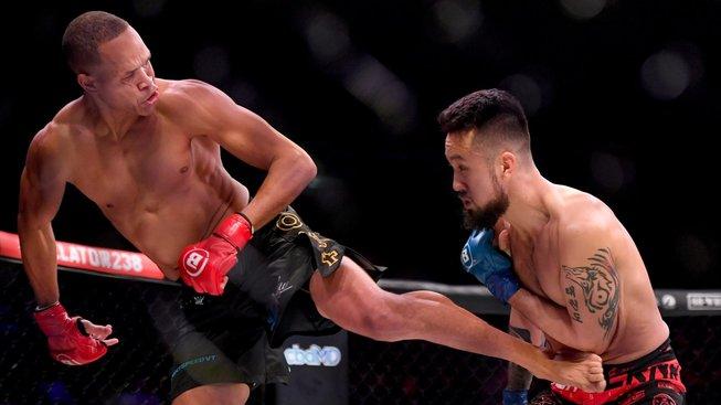 Sběratel výstavních KO Raymond Daniels vyhrál TKO, přesto nebyl spokojen