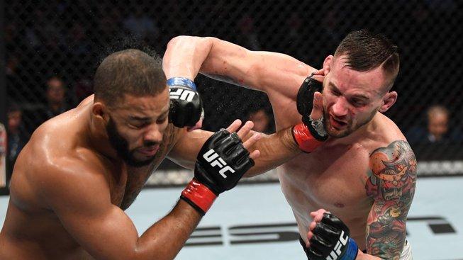 UFC 247 má svého hrdinu. James Krause prohrál, ale získal si pořádný respekt