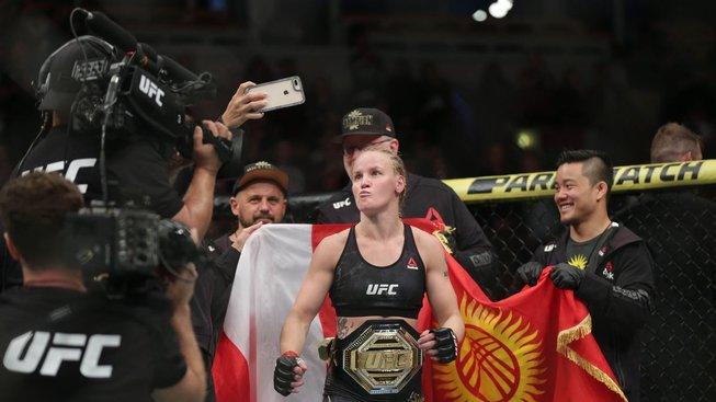 Šampionka UFC Shevchenko má vytipované tři soupeřky, nejraději by s nimi bojovala už zítra