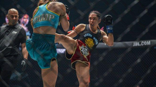 Rodtang a Stamp Fairtex prohráli, šampionkou ONE v kickboxu se stala Janet Todd