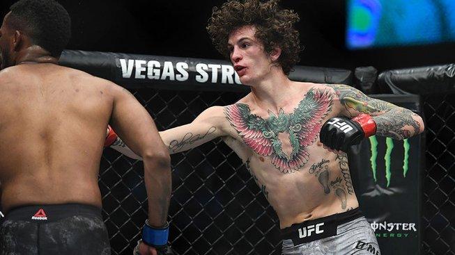 Nadějný mladík Sean O'Malley vidí MMA jako podnikání a rád by si vybudoval kariéru jako McGregor
