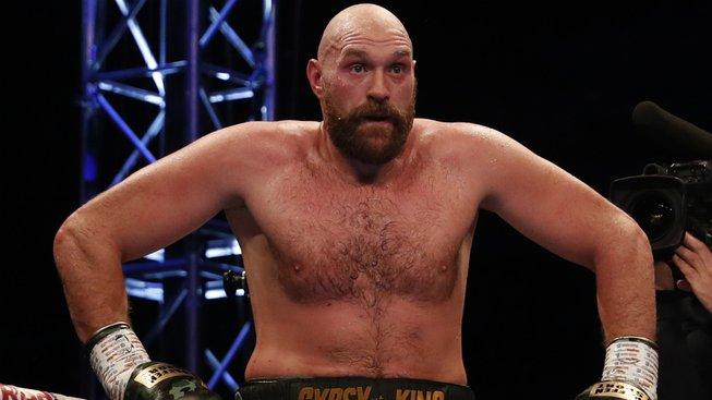 Fury čelí osmiletému zákazu za údajné obelhání antidopingové komise